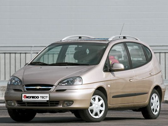 Photo CHEVROLET REZZO