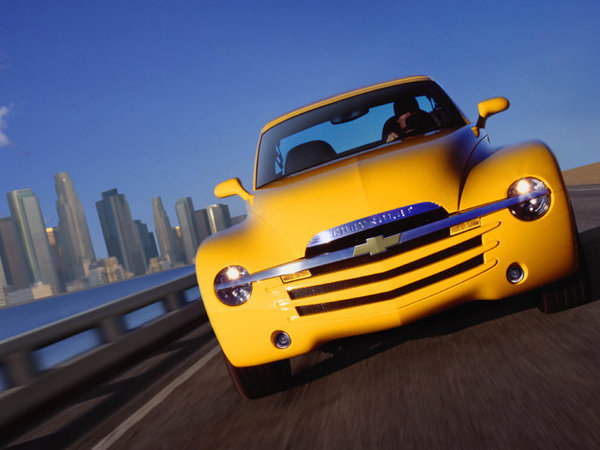Photo CHEVROLET SSR