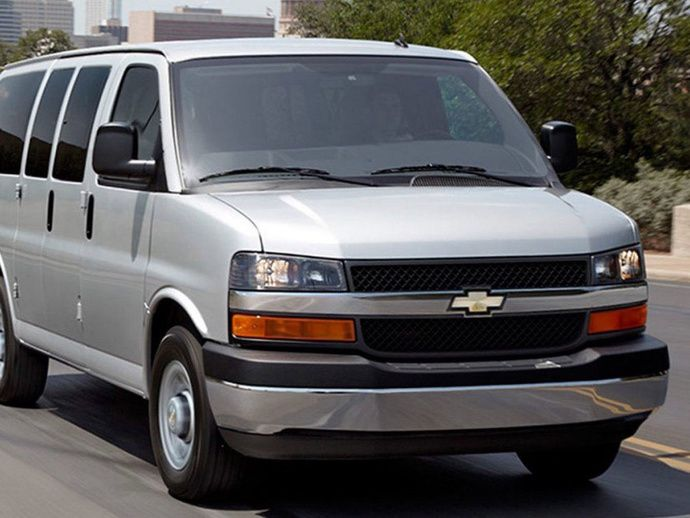 Photo CHEVROLET VAN EXPRESS