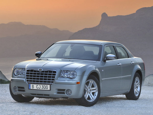 Photo chrysler 300 c