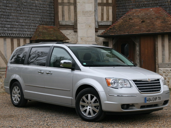 Photo CHRYSLER GRAND VOYAGER