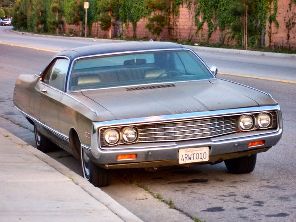Photo CHRYSLER NEW YORKER