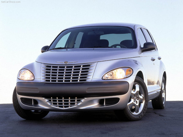 Photo chrysler pt cruiser 2000