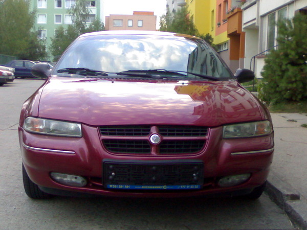 Photo chrysler stratus 1998
