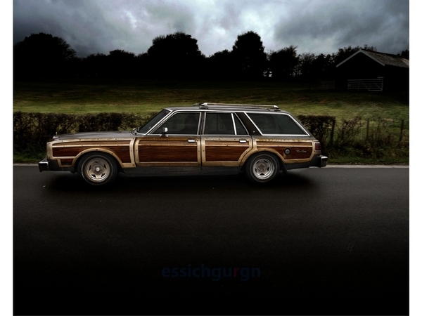 Photo CHRYSLER TOWN ^ COUNTRY