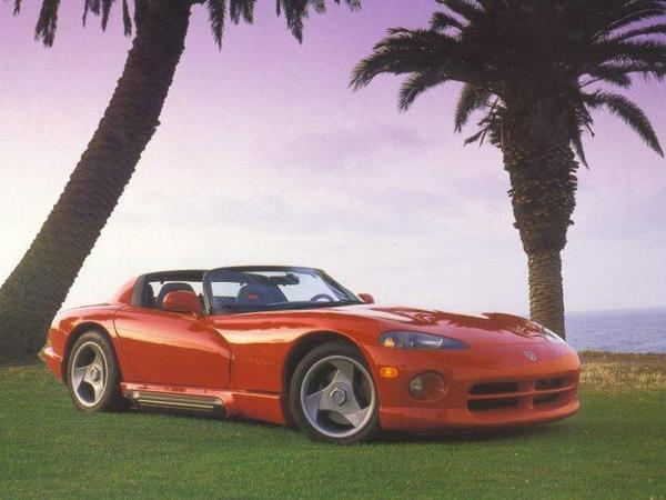 Photo CHRYSLER VIPER