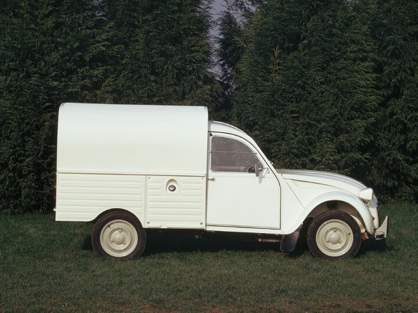 Photo CITROEN ACADIANE