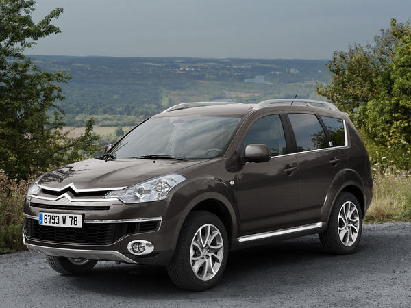 Photo CITROEN C_CROSSER