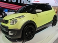 Photos Citroen C1 Urban Ride Concept