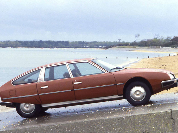 Photo citroen cx 1985