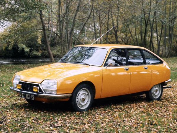 Photo CITROEN GS