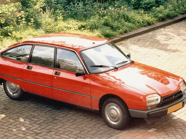 Photo citroen gsa 1985