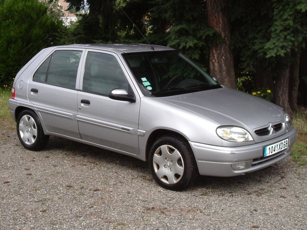 Photo citroen saxo 2001