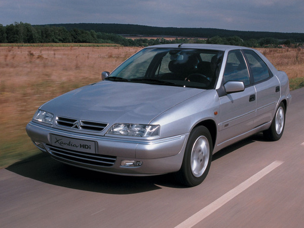 Photo citroen xantia 1996
