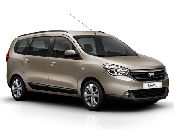Photo dacia lodgy 2012