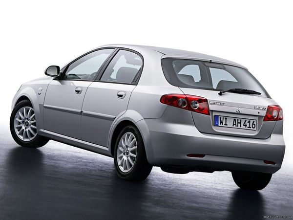 Photo DAEWOO LACETTI