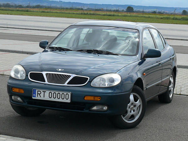Photo DAEWOO LEGANZA
