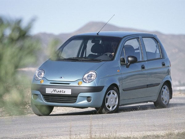 Photo daewoo matiz 2002