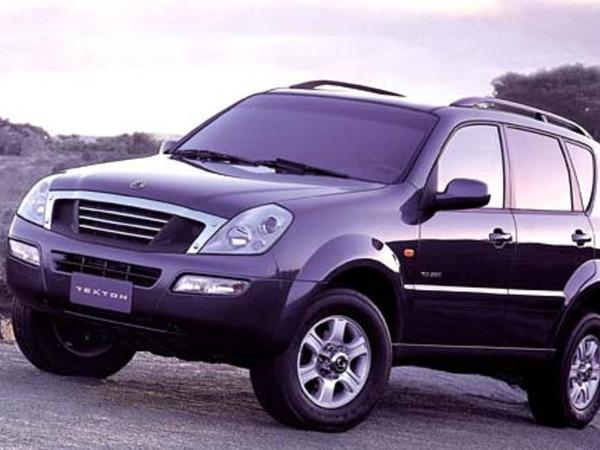 Photo DAEWOO REXTON