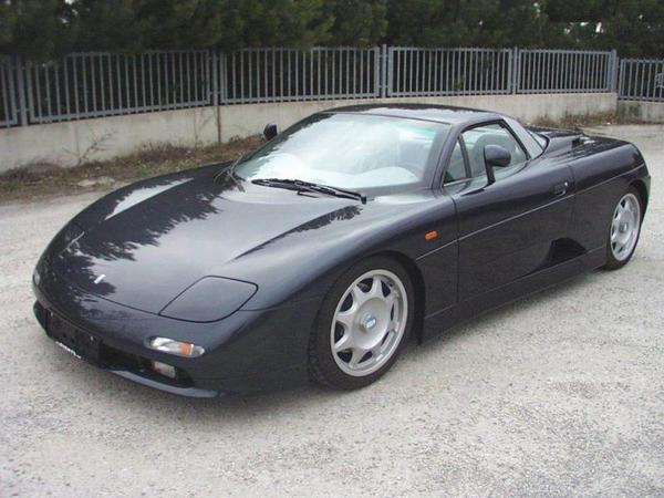 Photo de tomaso guara 1998