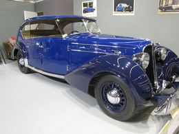 Delahaye Limousine