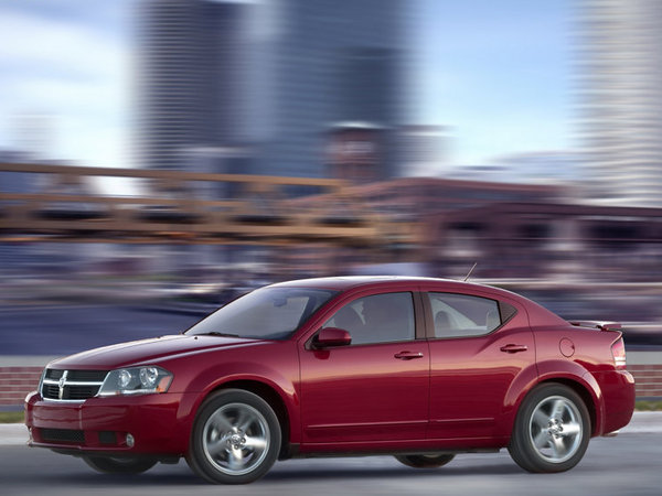 Photo DODGE AVENGER