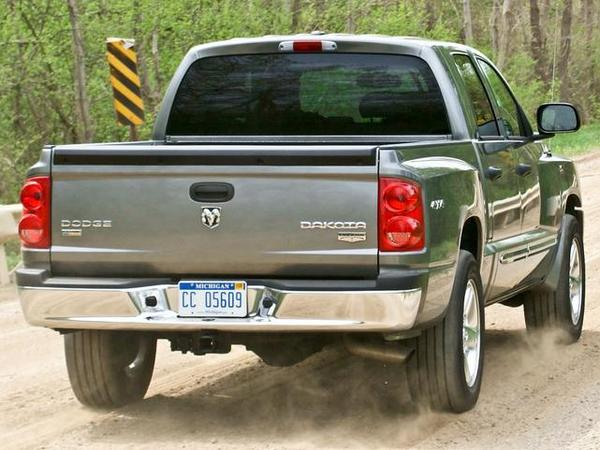 Photo DODGE DAKOTA