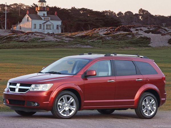 Photo DODGE JOURNEY
