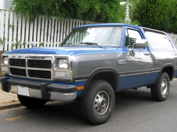 Photo DODGE RAMCHARGER