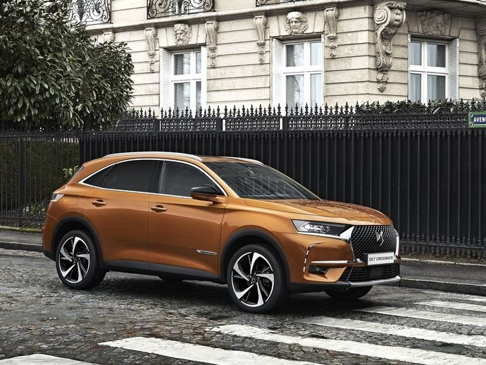Photo ds ds 7 crossback 2017