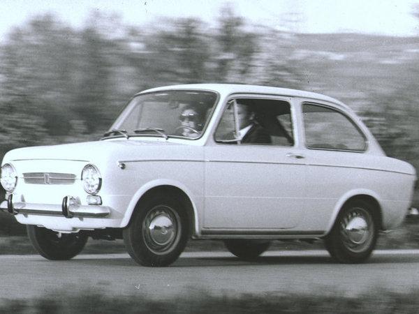 Photo FIAT 850