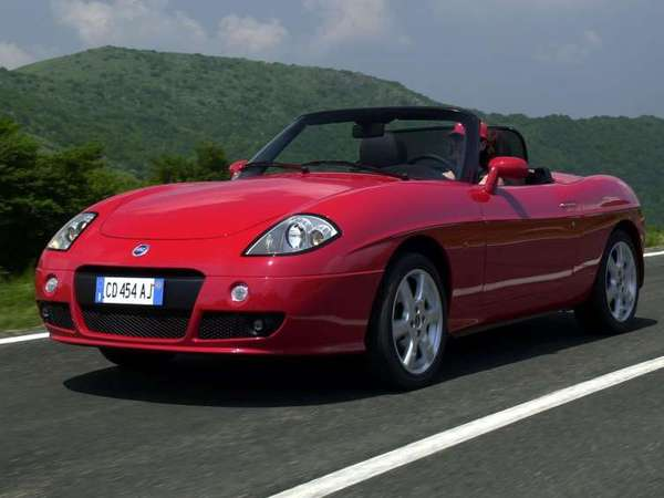 Photo fiat barchetta 1998