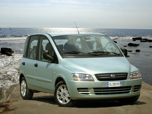 Photo fiat multipla 2005