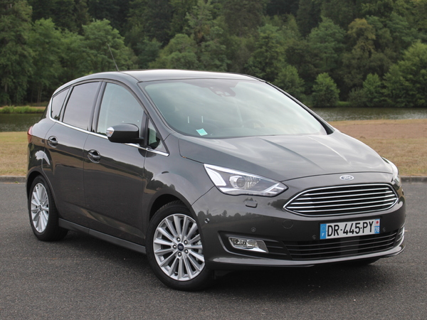 Photo ford c-max 2019