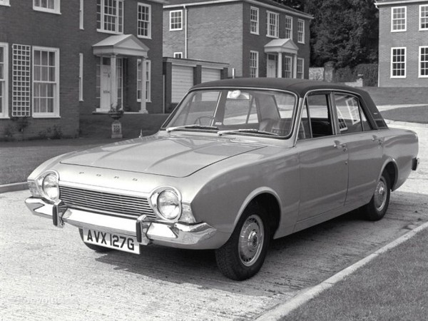 Photo FORD CORSAIR