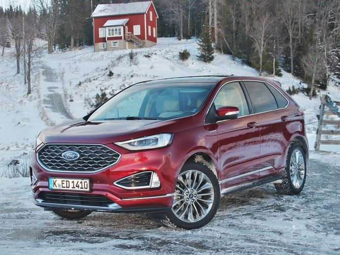 Photo FORD EDGE