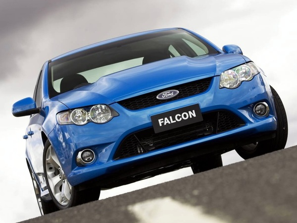 Photo FORD FALCON