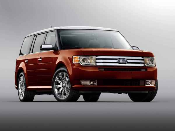 Photo FORD FLEX