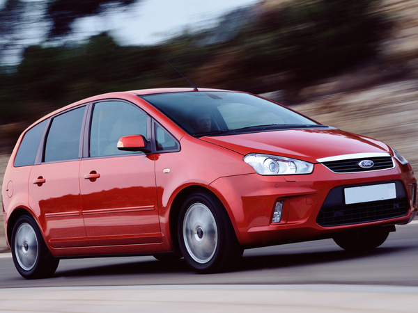 Photo FORD FOCUS C_MAX