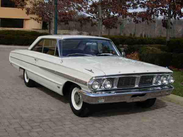 Photo FORD GALAXIE