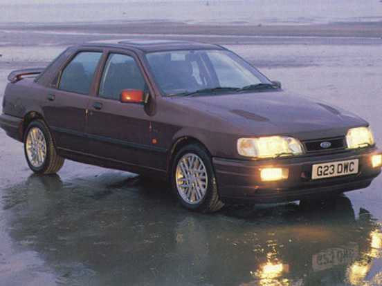 Photo ford sierra 1986