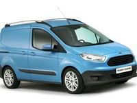 Photo ford transit courier 2021