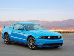 Ford Usa Mustang