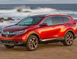 Photo honda cr_v