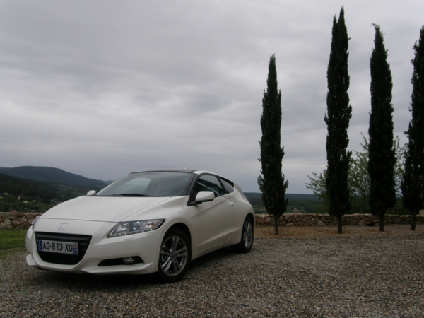 Photo honda cr-z 2010