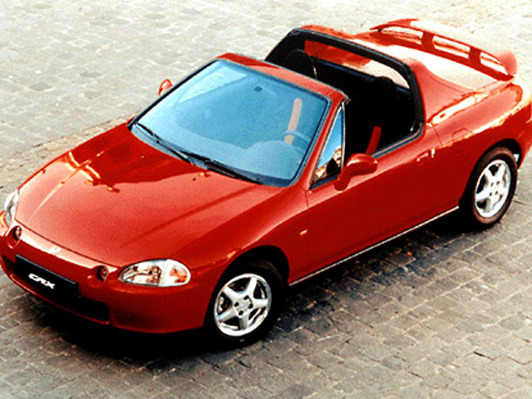 Photo HONDA CRX