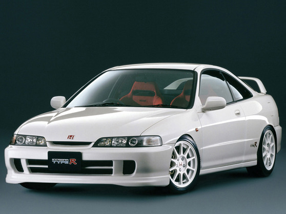Photo honda integra