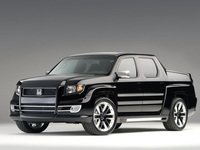 Photo HONDA RIDGELINE