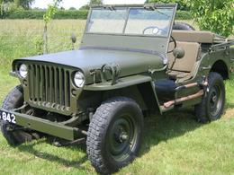 Hotchkiss Jeep