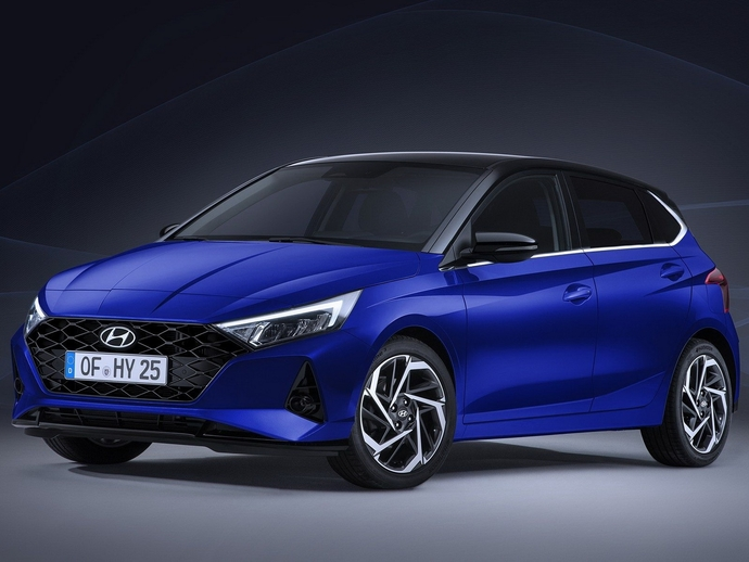 Photo hyundai i20 2019